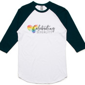 AS COLOUR Adult Raglan Tee