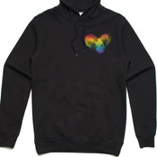 AS COLOUR Adult Stencil Hoody